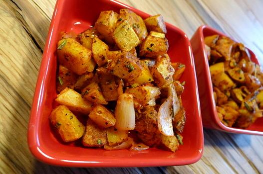 Spanische Patatas
