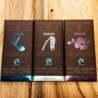 Neu im Sortiment: Vegane Schweizer Schoggi Chocolat Stella