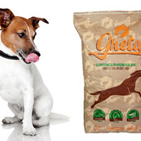 Neu im Sortiment: Greta Veganes Hundefutter