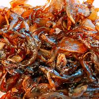 Karamellisierte Balsamico-Zwiebeln