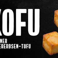 Neu im Sortiment: Kofu Kichererbsen-Tofu