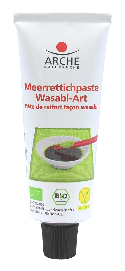 paste meerrettich wasabi art bio 50g. Black Bedroom Furniture Sets. Home Design Ideas