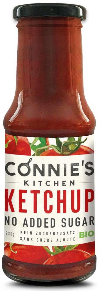 Ketchup No Added Sugar Organic 240g