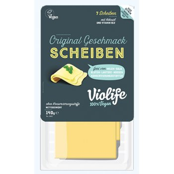 Violife Slices Original, 140g