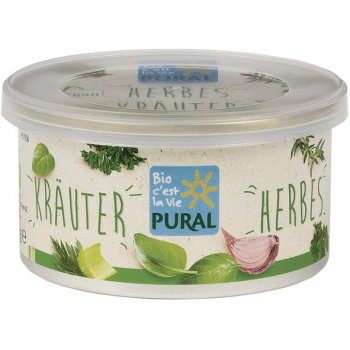 Spread with Herbes Organic, 125g