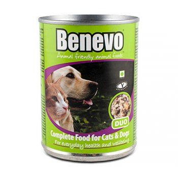 Benevo Duo for Cats and Dogs, 369g