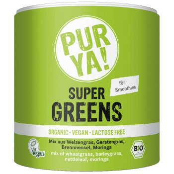 Super Greens 90% Raw Bio, 150g