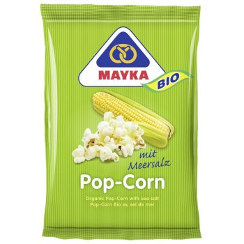 Pop-Corn with Sea Salt Organic, 40g