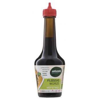Liquid Seasoning Yest Free Organic, 90ml