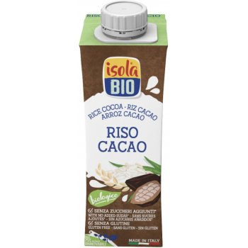 Mini Drink Rice Choco Calcium Organic, 250ml