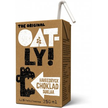 Mini Drink Chocolate Oat Organic, 250ml