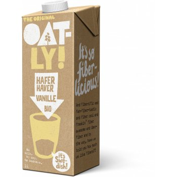 --- Being delisted ---- Oat Drink Vanilla Organic, 1l