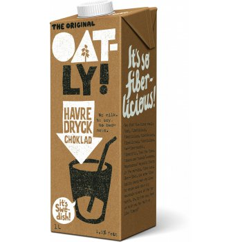 Chocolate Oat Drink Organic, 1l