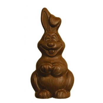 Easter Bunny Vegan Chocolate Organic, 80g