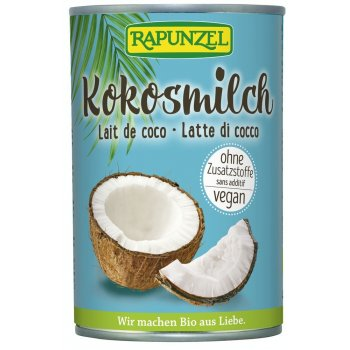 Coconut Milk Organic, 400ml