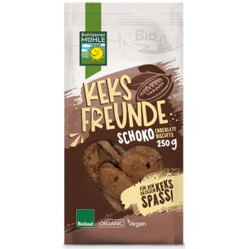 Cookie Friends Chocolate Organic, 250g