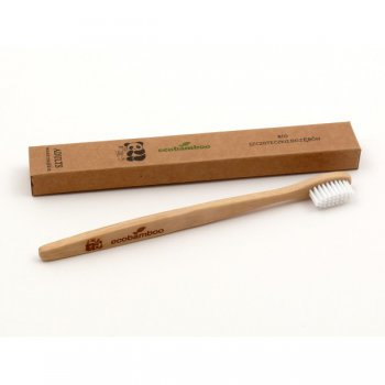 Bambou Brosse à dents Ecobamboo SUPER SOUPLE Bio