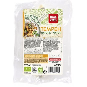 Tempeh Naturel Bio, 200g