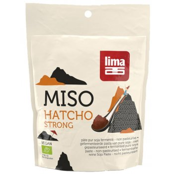 Miso Hatcho Strong Organic, 300g