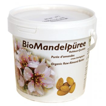 Almond Puree Raw Organic, 1kg