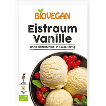 Ice Cream Mix Vanilla Organic,  77g