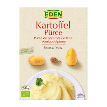 Mashed Potatoes Organic, 160g