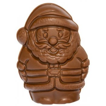 .★ Mini Father Xmas Smiling Fairtrade Organic, 40g