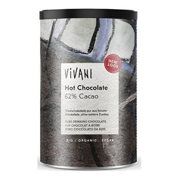 Vivani Hot Chocolate Trinkschokolade Bio, 280g