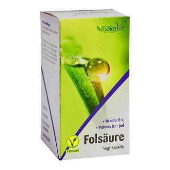Acide folique Sans Gluten, 60 pcs