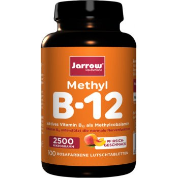 Vitamin B12 Methyl 2500 µg Lutschtabletten