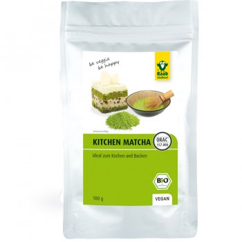 Thé Kitchen MATCHA Bio, 100g