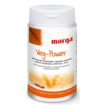 Veg-Power Vegicaps, Vegan Multivitamin, 100 Kapseln