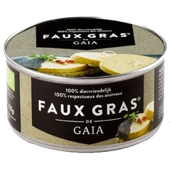 ..★ Faux Gras GAIA Alternative Vegan au foie gras Bio, 125g