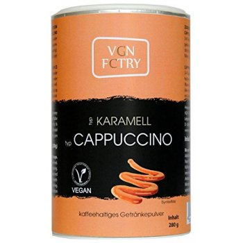 Coffee Instant Cappuccino Caramel, 280g