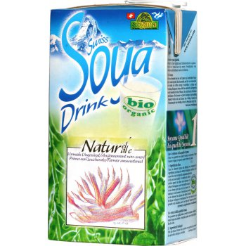 Soy Drink Nature Organic, 1l