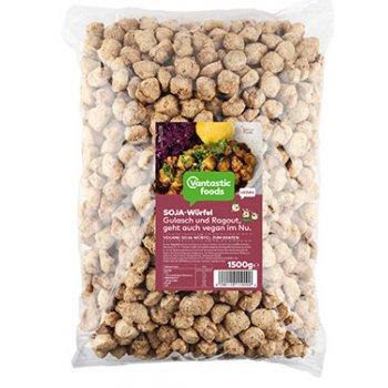 Soy Diced, 1500g