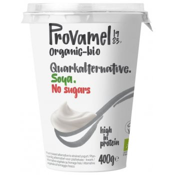Soy based alternative to Quark / Curd Cheese Organic, 400g