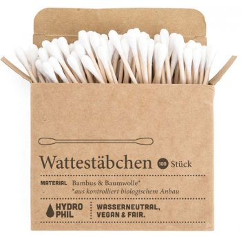 Cotton Swabs without Plastic | Bamboo and Cotton
