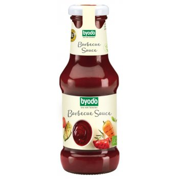 Barbecue Sauce Gluten Free Organic, 250ml