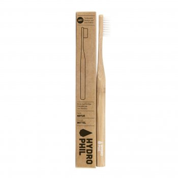 Bamboo Tooth Brush Medium NATUR Hydrophil Organic