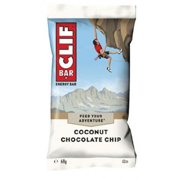 Energieriegel CLIF Bar Coconut Chocolate Chip, 68g