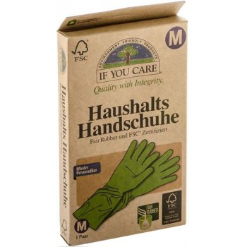 if you care Household Gloves FSC - Medium size