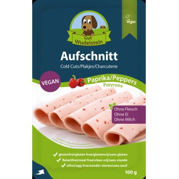 Charcuterie Tranches Poivrons, 100g