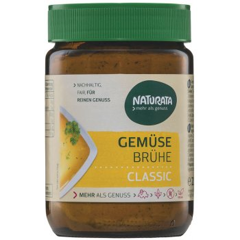 Vegetable Stock Jar Classic Gluten Free Organic, 200g