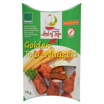 Golden Tofu Nuggets Organic, 170g