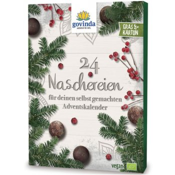 .★ Adventskalender DIY Vegan - Füllpack Bio, 216g