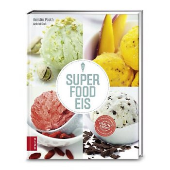 Kochbuch Superfood-Eis