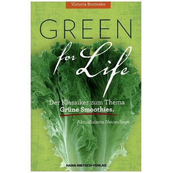 Green for Life - Grüne Smoothies Victoria Boutenko