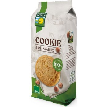 Cookie Dinkel Haselnuss Bio, 175g