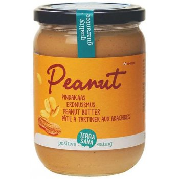 Peanut Butter Smooth Organic, 500g